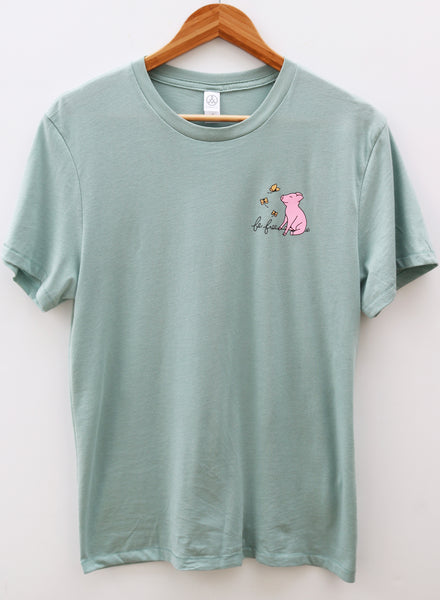 vegan organic cotton shirt