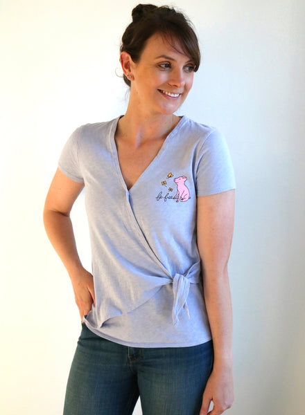 upcycled vegan shirt threads for love