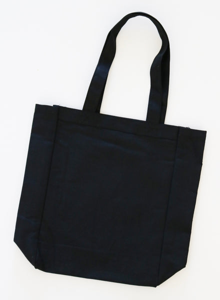 vegan tote bag recycled cotton