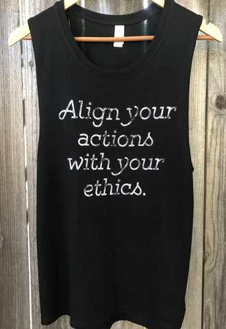 Align Your Actions