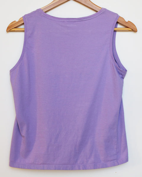 Women's vegan tank