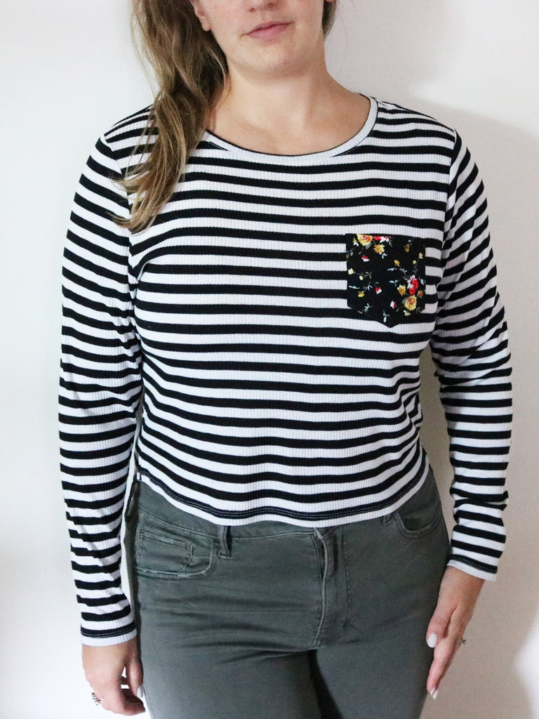 women's women upcycled shirt