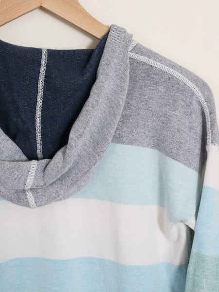 upcycled women's vegan sweater