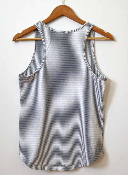 upcycled vegan tank top threads for love