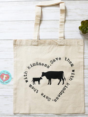 Tote Bag & Sticker Bundle