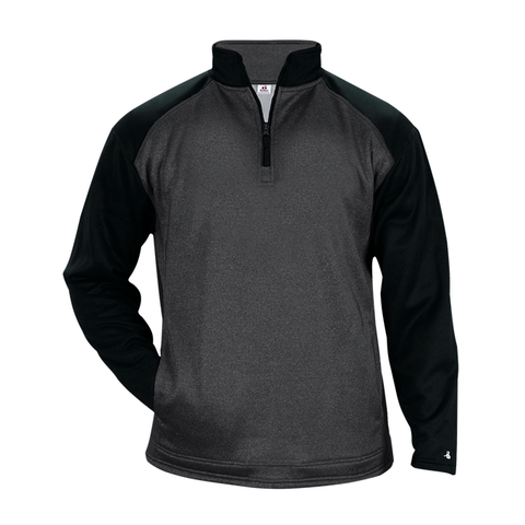 Adult Tech Fleece 1/4 Zip Pullover 1485