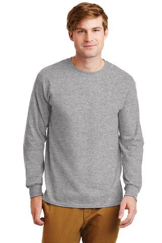 Sports Grey Adult Long Sleeve 24000