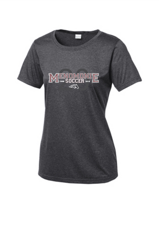 MHS Soccer Performance Ladies T-shirt LST360