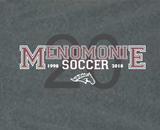 MHS Soccer Performance Adult T-shirt ST360