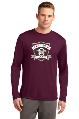 ST350LS Adult Long Sleeve Dri Fit