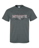 MHS Soccer Adult Cotton T-shirt 2000