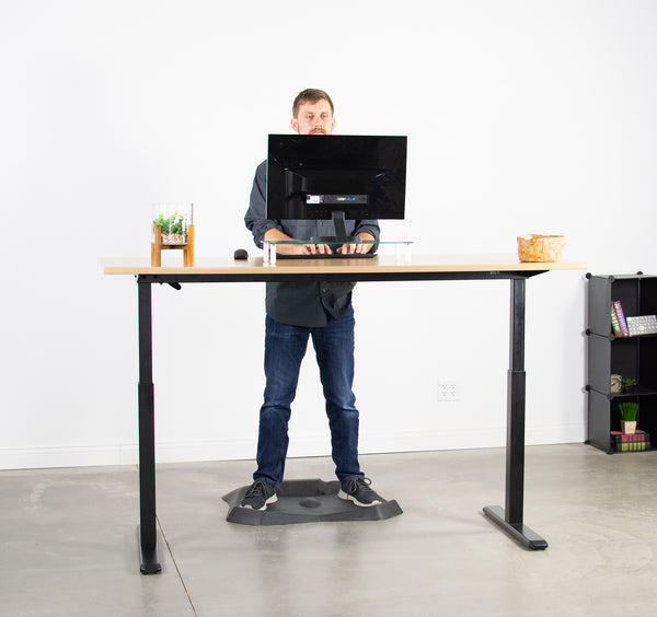 The Interesting History of Standing Desks