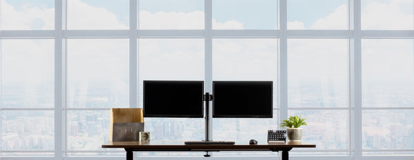 3 Overwhelming Benefits of Dual Monitors