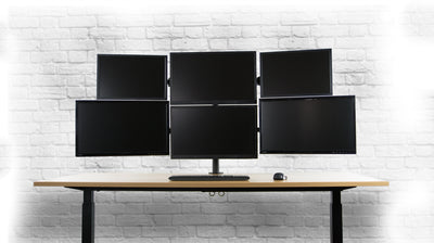 How Many Monitors Do You Actually Need for Your Job?