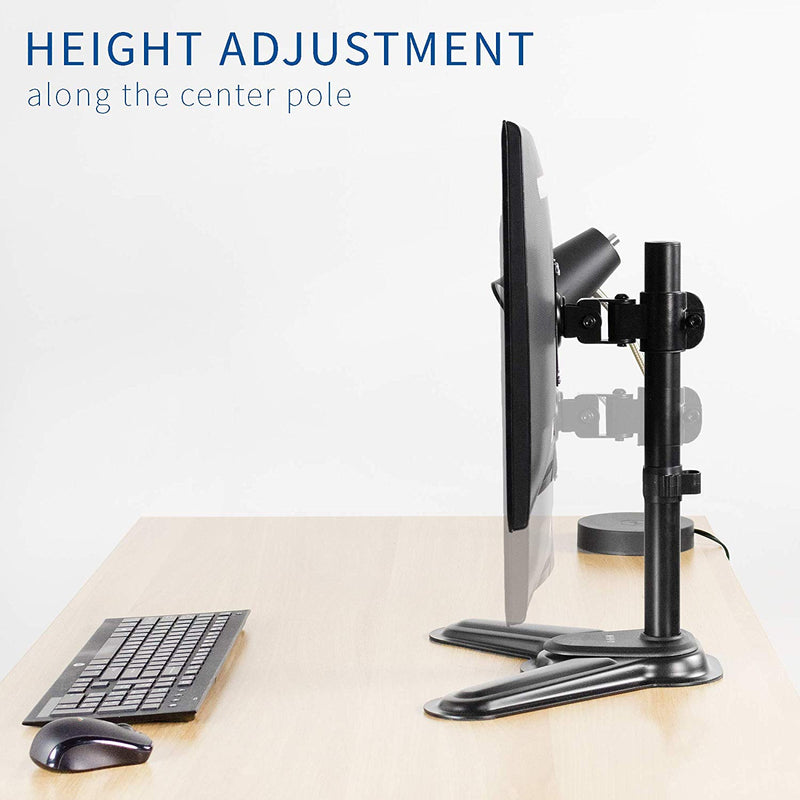 Single Monitor Desk Stand