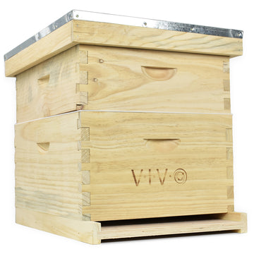 20 Frame Beehive Box Kit