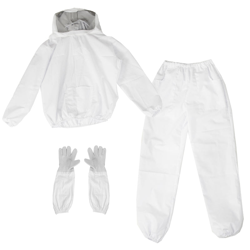 Large Bee Jacket, Pants, and Gloves Set