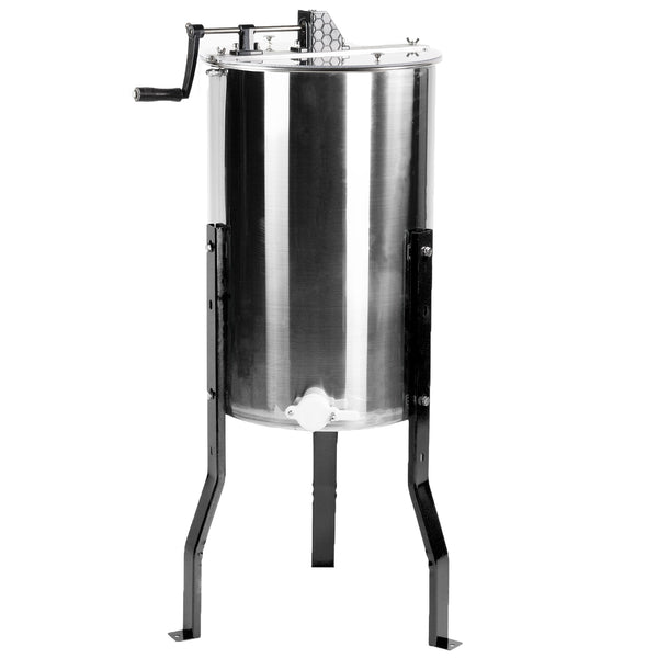 BEE-V002 <br><br>Two Frame Stainless Steel Honey Extractor