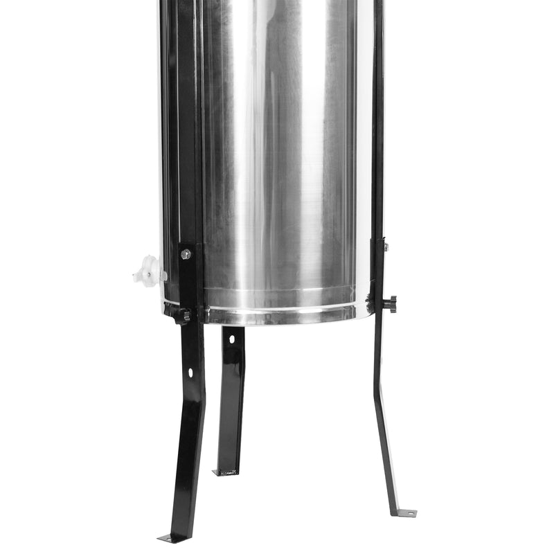 Three Frame Stainless Steel Honey Extractor