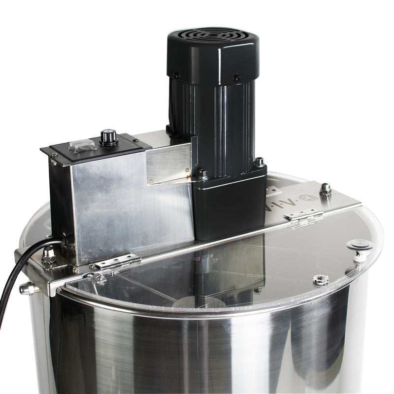 BEE-V003E <br><br>Electric Three Frame Stainless Steel Honey Extractor