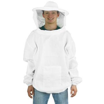 BEE-V105XL <br><br>Extra Large Beekeeping Jacket