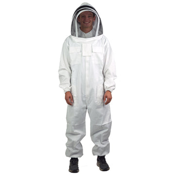BEE-V106XL<br><br>Extra Large Full Body Beekeeping Suit