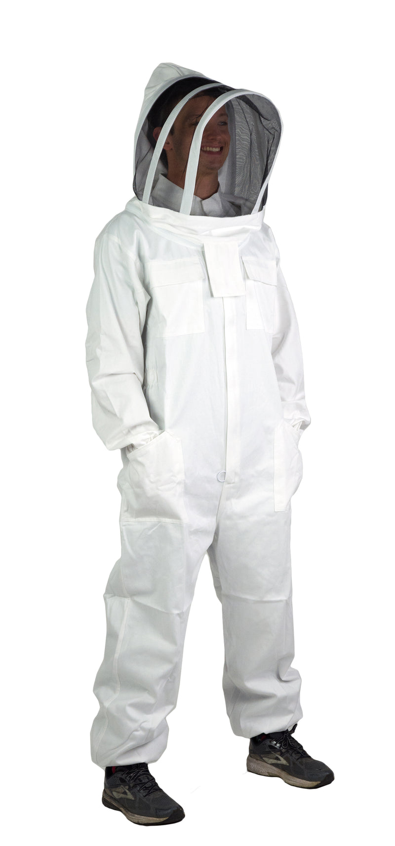BEE-V106M <br><br>Medium Full Body Beekeeping Suit