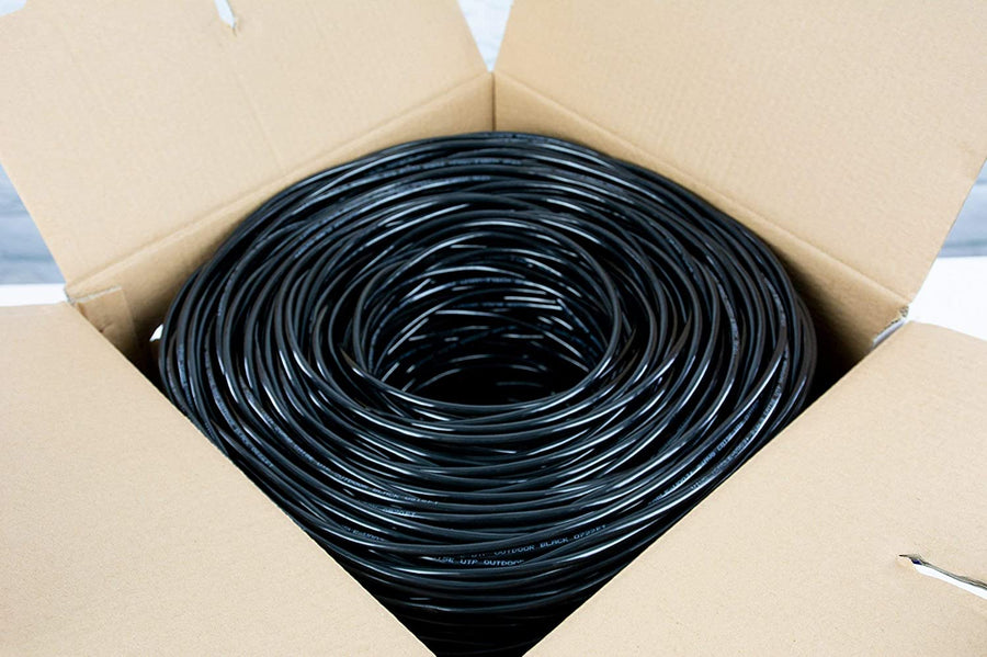 1,000ft Cat6 Outdoor Ethernet Cable