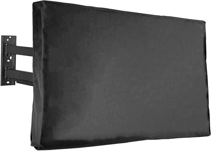 "Black 60"" to 65"" Flat Screen TV Cover Protector"