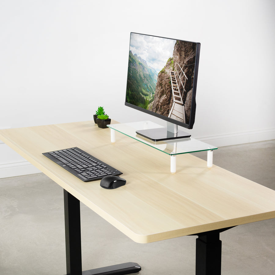 "DESK-TOP60C <br><br>Light Wood 60"" x 24"" Table Top"