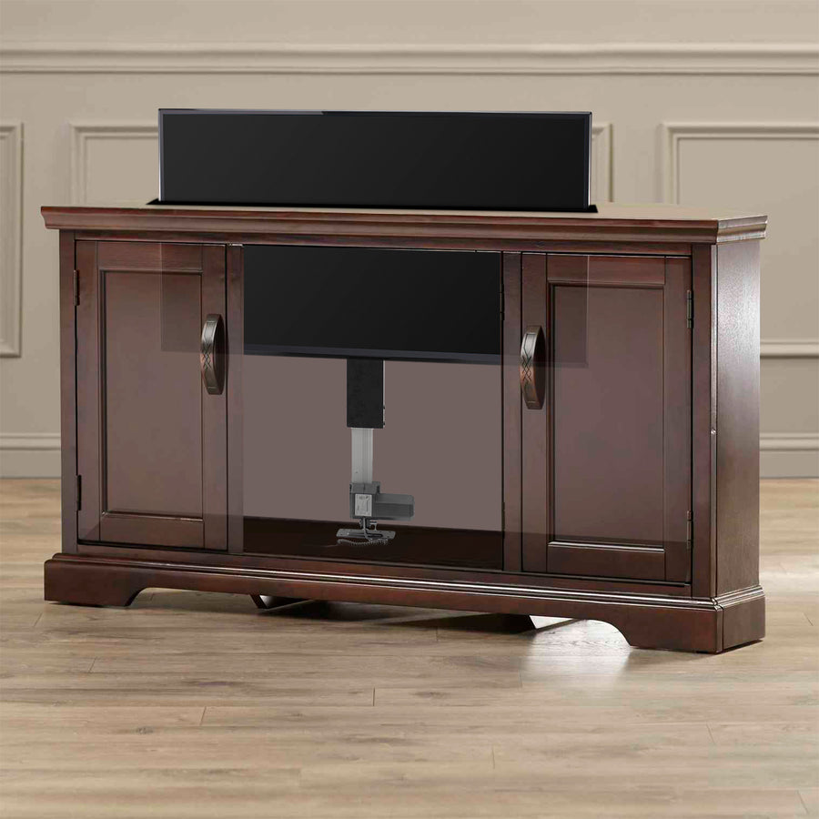 MOUNT-E-UP44<br><br>Motorized TV Stand with Remote Control