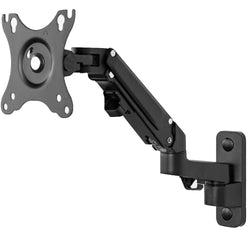 MOUNT-G100B<br><br>Premium Aluminum Single Monitor Wall Mount