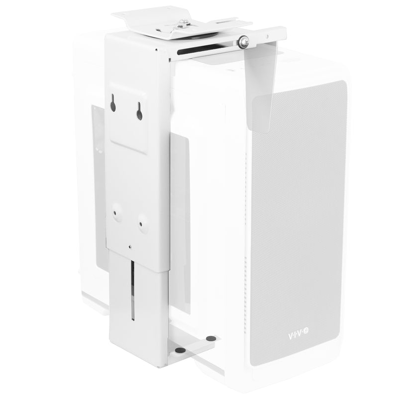 MOUNT-PC01<br><br>Under Desk and Wall PC Mount