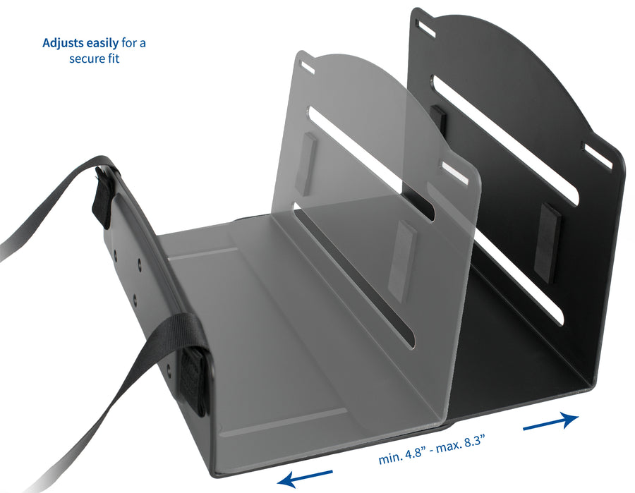 Computer Case Open Frame Strap Holder