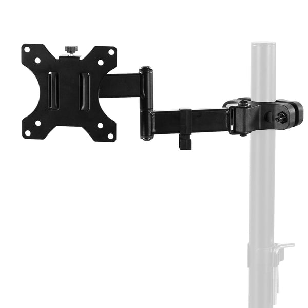 MOUNT-POLE01A<br><br>Pole Mount Monitor Arm for VESA 75x75mm and 100x100mm