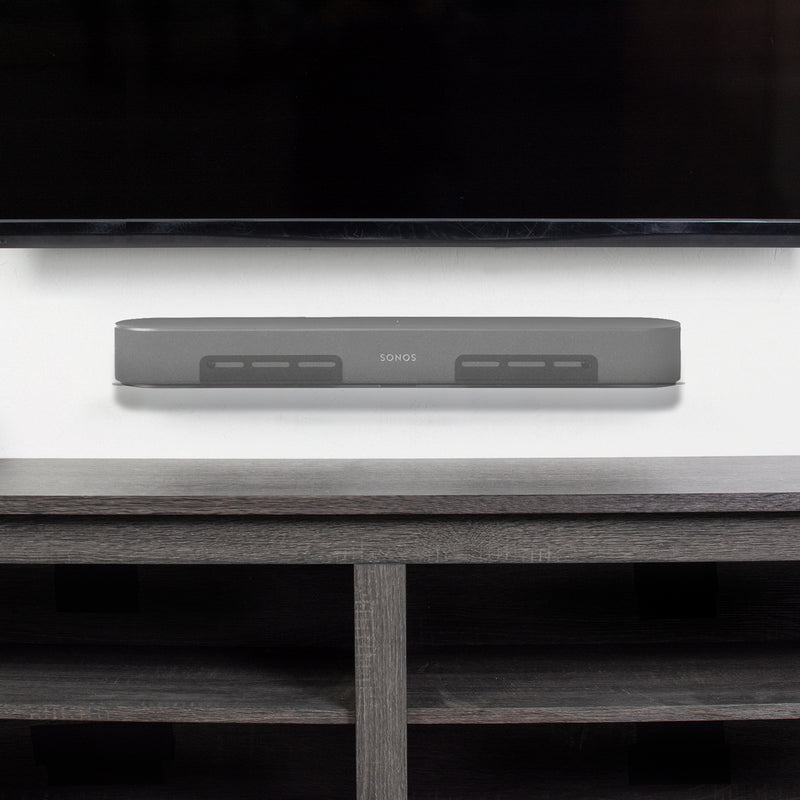 MOUNT-SONOS2B <br><br>Wall Mount Designed for Sonos Beam Soundbar