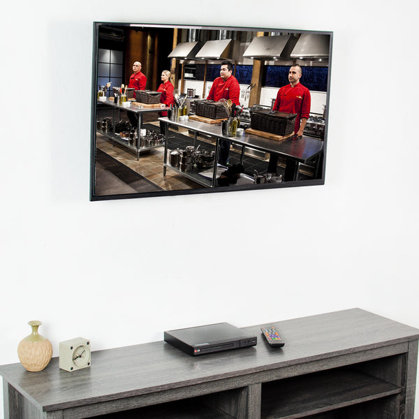 "Picture Hanging Style Thin Ultra-Low Profile for 13""-70"" TV's"