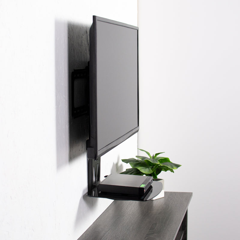 MOUNT-VW11 <br><br>TV Wall Mount and Entertainment Shelf