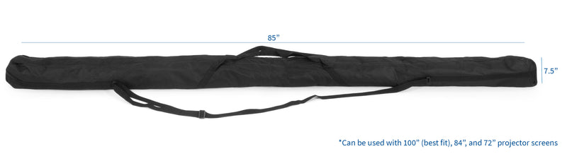 PS-BAG-100  <br><br>Carrying Bag for Portable Tripod Projector Screens 4:3
