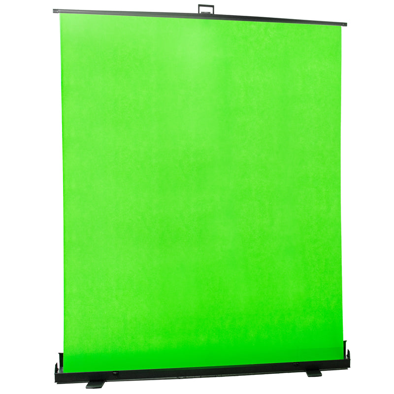 "PS-TP-100G<br><br>100"" Collapsible Green Screen"