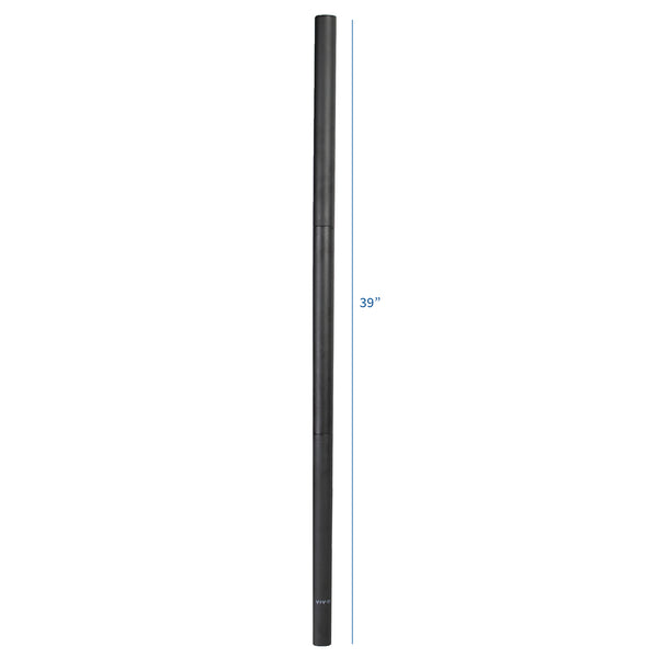 "PT-SD-PL01B <br><br>39"" Extra Tall Center Pole"