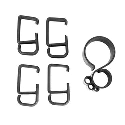"PT-SD-WC05C <br><br>4"" Cable Clip Kit for Monitor Stand"