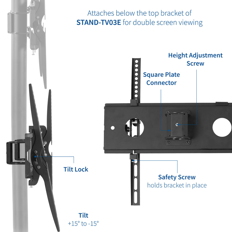 PT-ST-VA03E <br><br>Mounting Bracket for STAND-TV03E