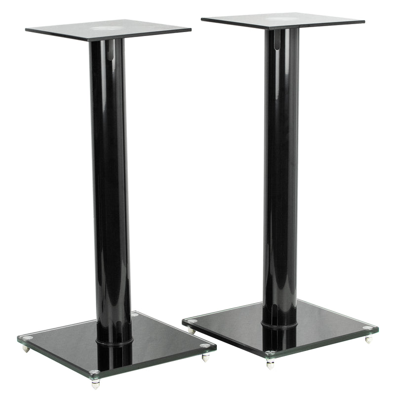 "STAND-SP02B <br><br>23"" Speaker Stand for Surround Sound Speakers"