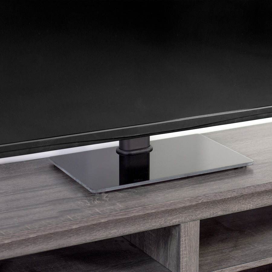 Stand Tv00j Black Universal Tv Table Top Stand For 32 To 47