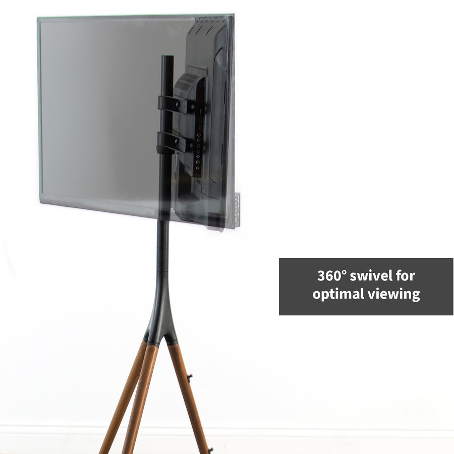STAND-TV65A <br><br>Easel Studio TV Display Stand for Screens up to 65""