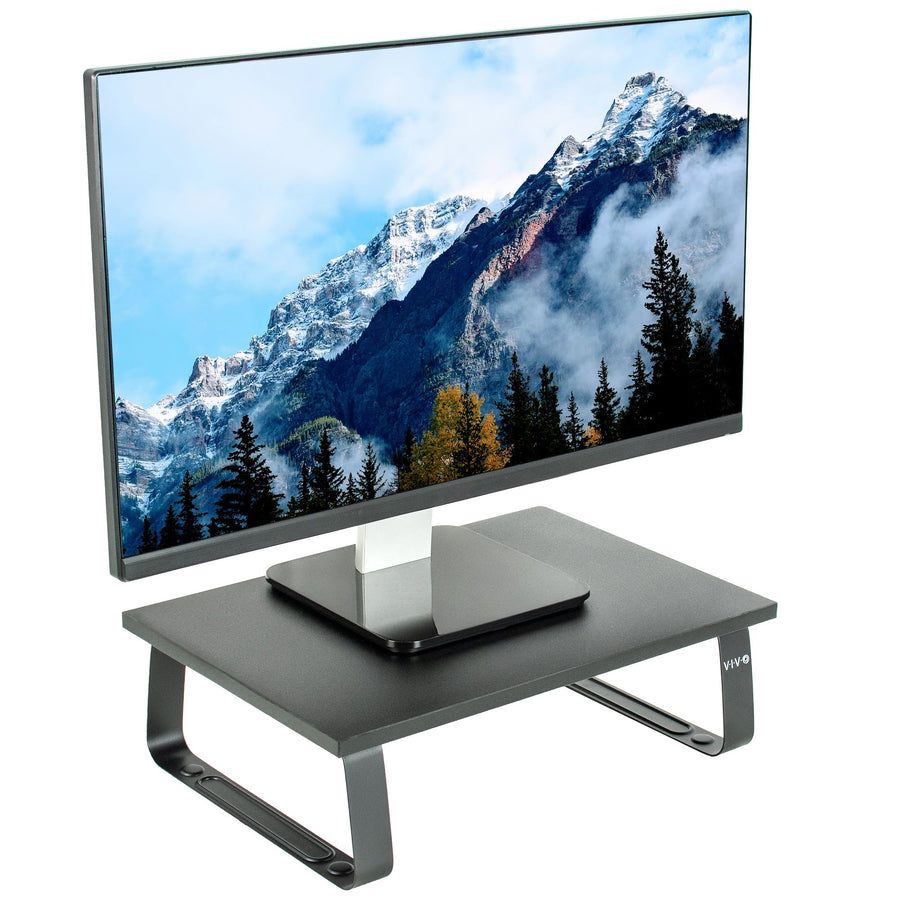 "STAND-V000DS <br><br>15"" Monitor Riser"