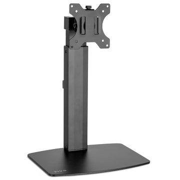 STAND-V001V <br><br>Free Standing Single Monitor Mount for 17