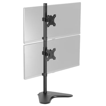 STAND-V002L <br><br>Dual Monitor Desk Stand