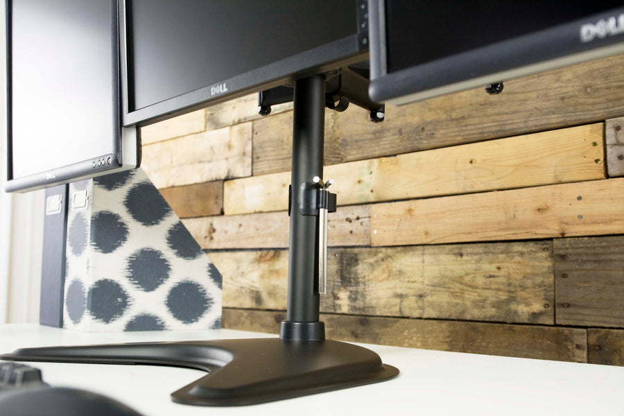 STAND-V003P<br><br>Triple Monitor Stand for 13